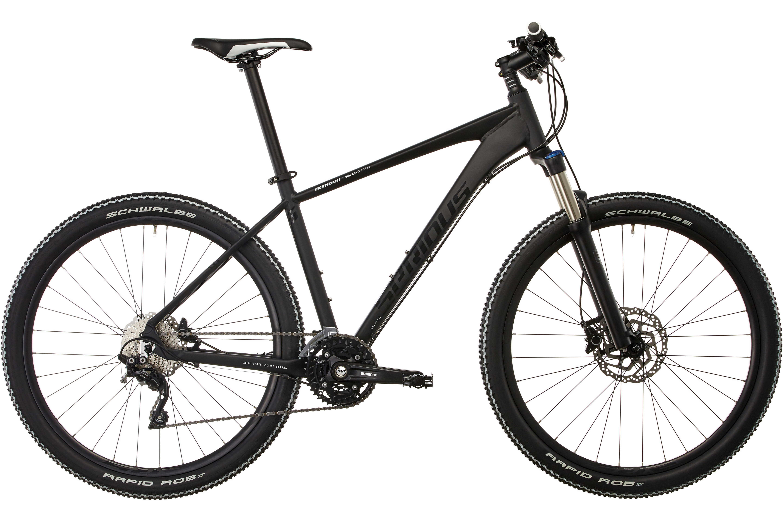 ▷ Serious Provo Trail 27,5 matt black online bestellen bei bikester.ch